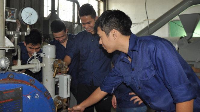 Ngành công nghệ kỹ thuật nhiệt: nhiều lựa chọn việc làm